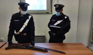 carabinieri armi fucile